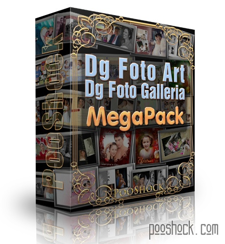 Dg Foto Art MegaPack (updated!)