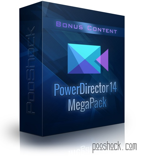 PowerDirector Ultimate Suite 14.2707 MegaPack