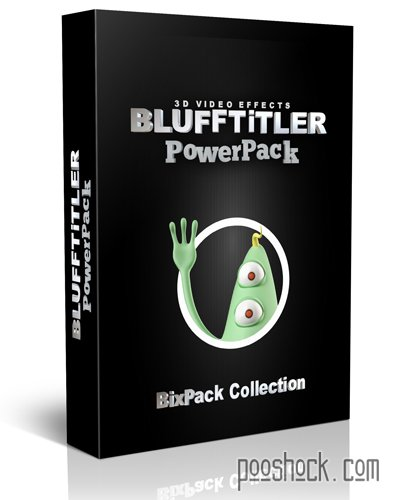 BluffTitler Ultimate 12,13,14 PowerPack
